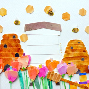 Honey Bees and Hives