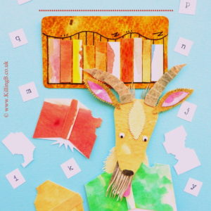 Goat Bookplates