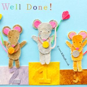 Mouse Medallists