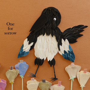 Magpie 'One for Sorrow'